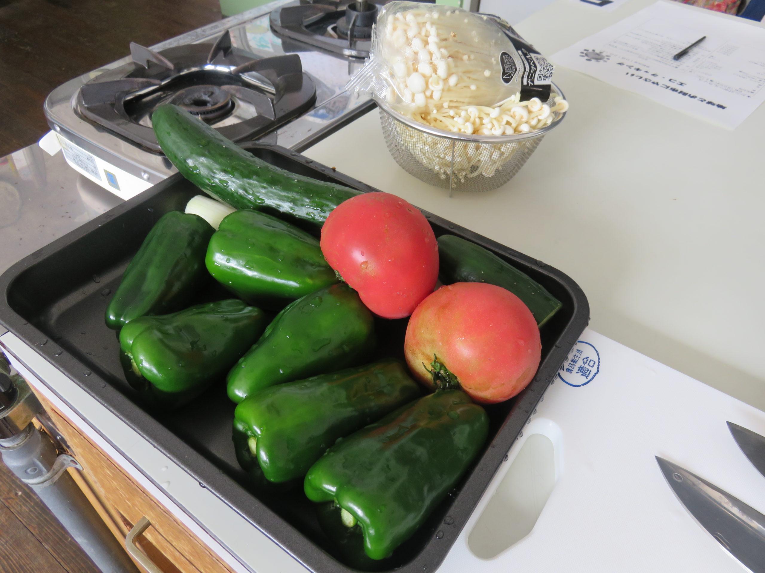 旬の野菜料理講座 post image thumbnail